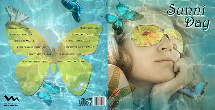 cd jacket design
